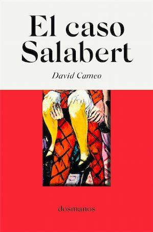 Maqueta cubierta El caso Salabert