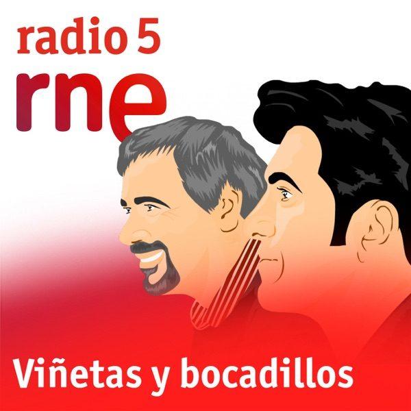 """Entrevista en RNE para """"Viñetas y Bocadillos"""""""