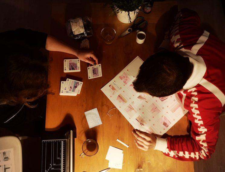 En enero tuvimos que darle varios repasos a las cartas.