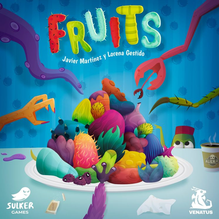 Muy pronto FRUITS