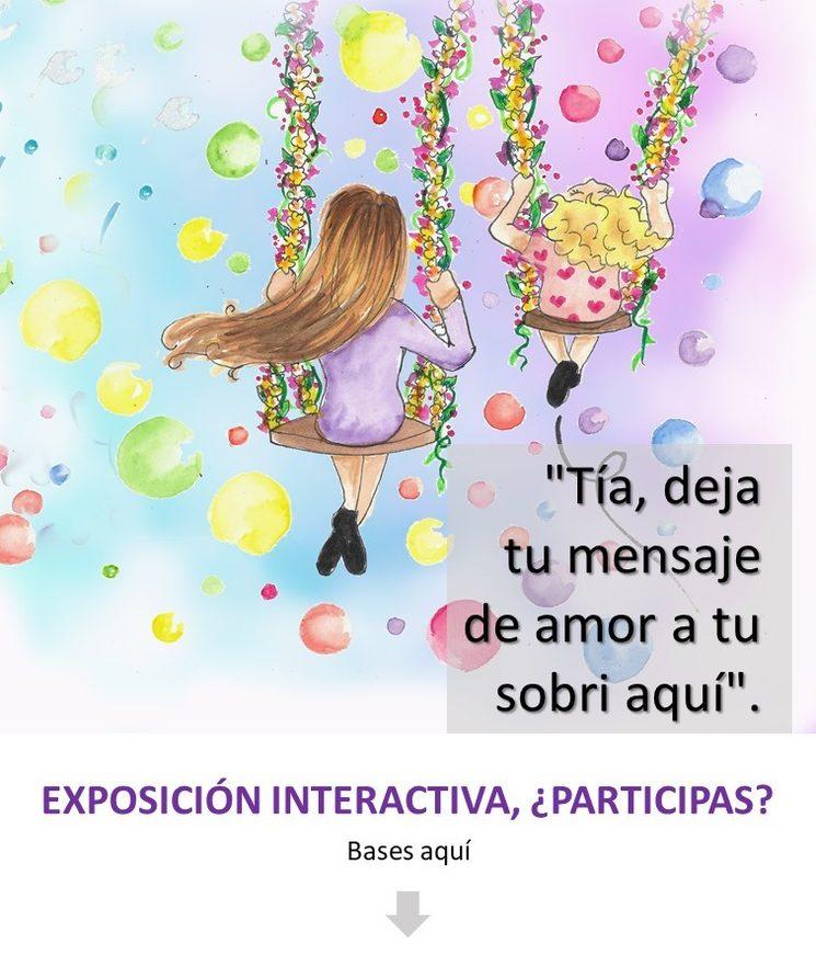 Exposición interactiva: ¿Participas?
