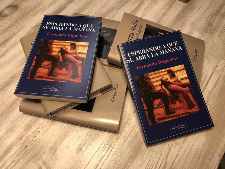 Algunas de mis novelas