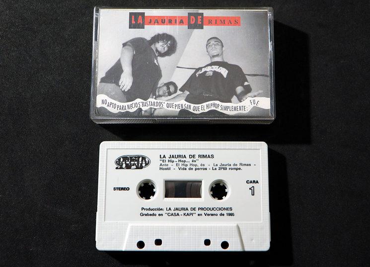 """No apto para necios """"bastardos"""" que piensan que el HipHop simplemente fue. Verano de 1995"""