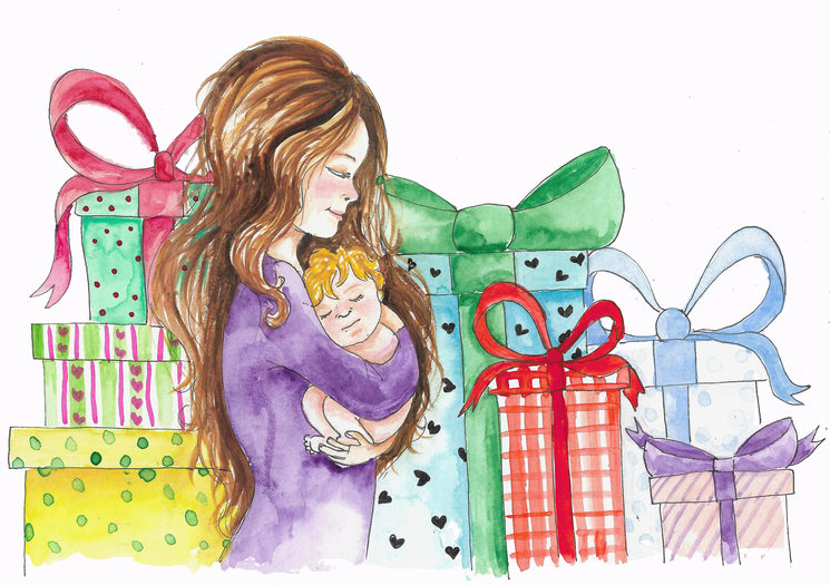 Nueva ilustración de Mary Trentaonze, ¿a que es preciosa? ¡Venga, reserva el tuyo!