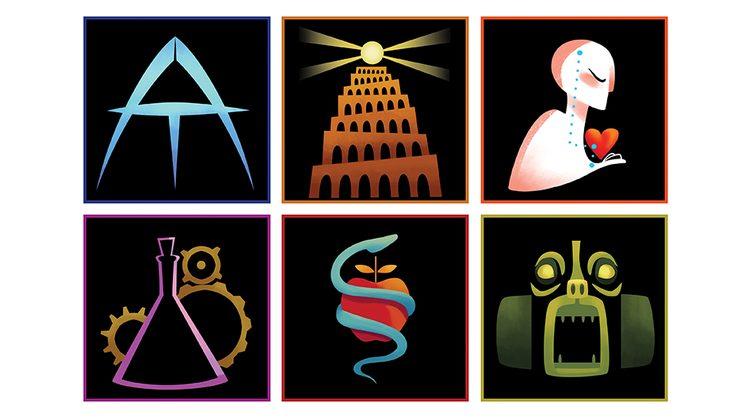 Las religiones de Metrópolis