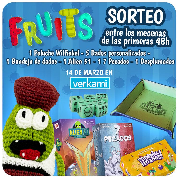 Mas información sobre FRUITS