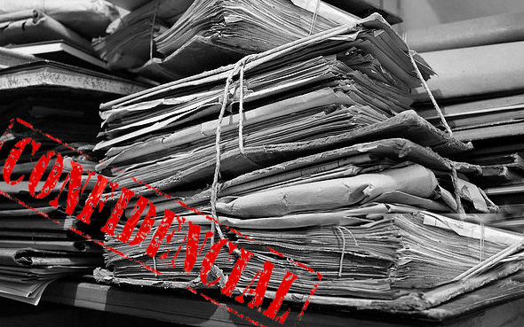 Documentación confidencial
