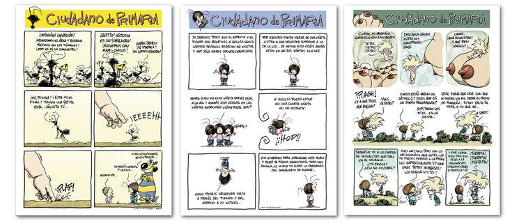 Algunas páginas de Ciudadano de primaria