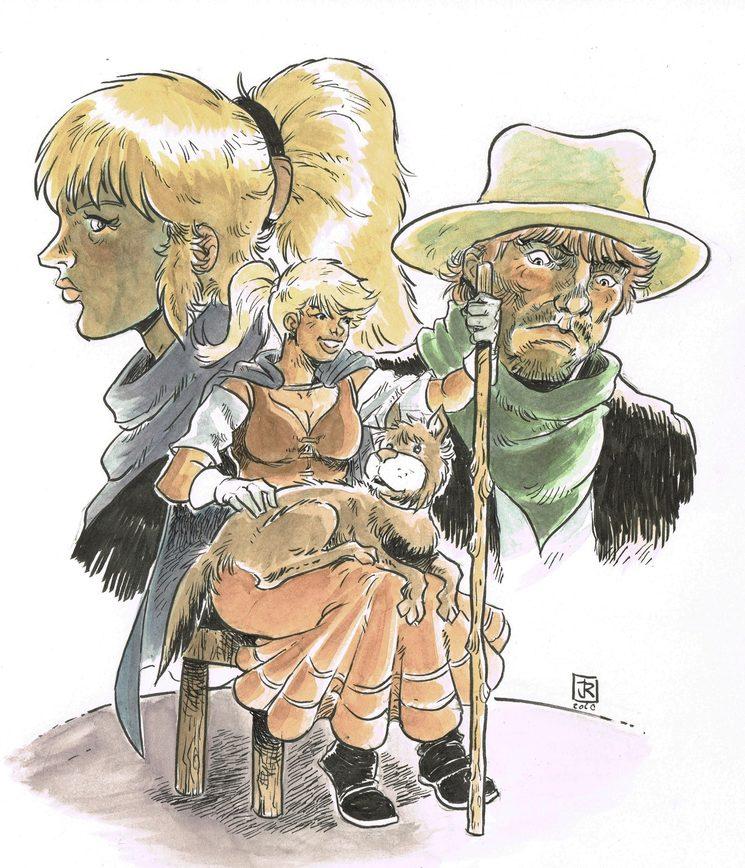 Ilustración de Jordi Riba