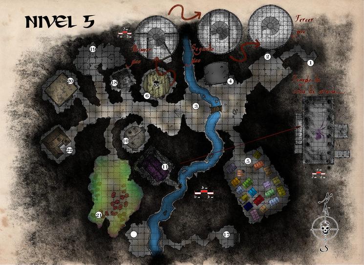 Mapas y más mapas