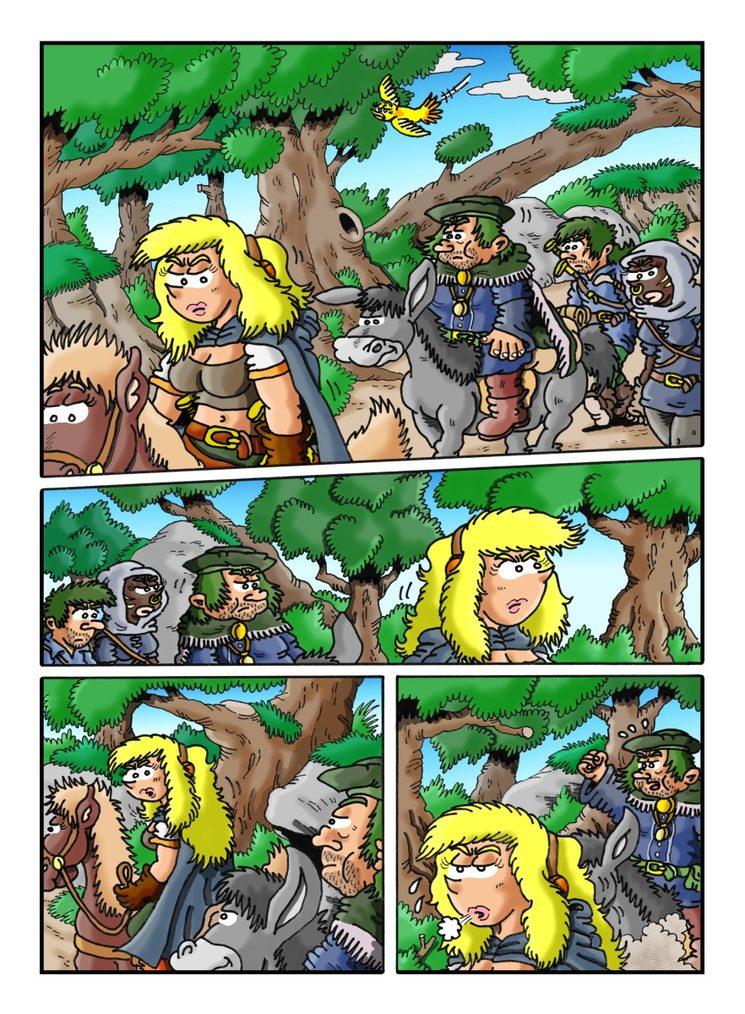 Color de la página 1 de \
