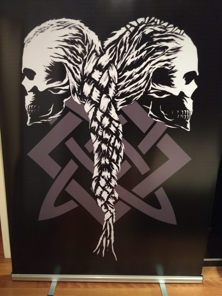 The Slavic Covenant Banner
