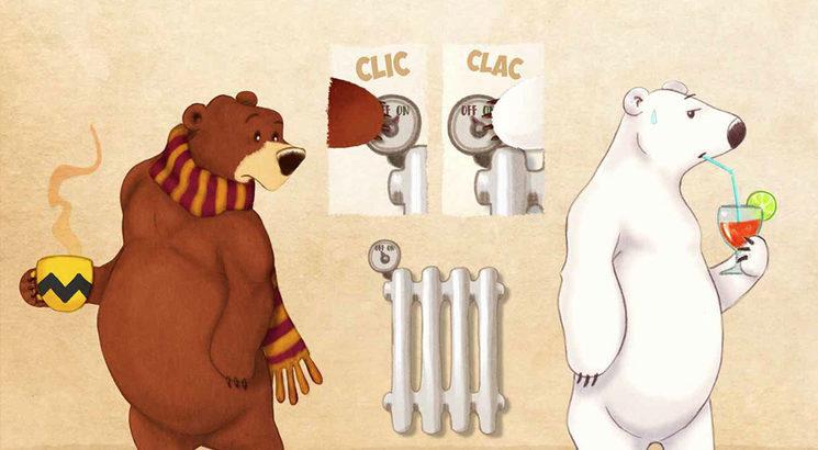 """os recomendamos """"Oso blanco, oso marrón""""!"""
