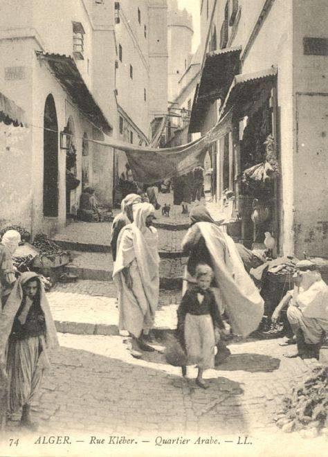 Aires de Tormenta. El relojero de Argel