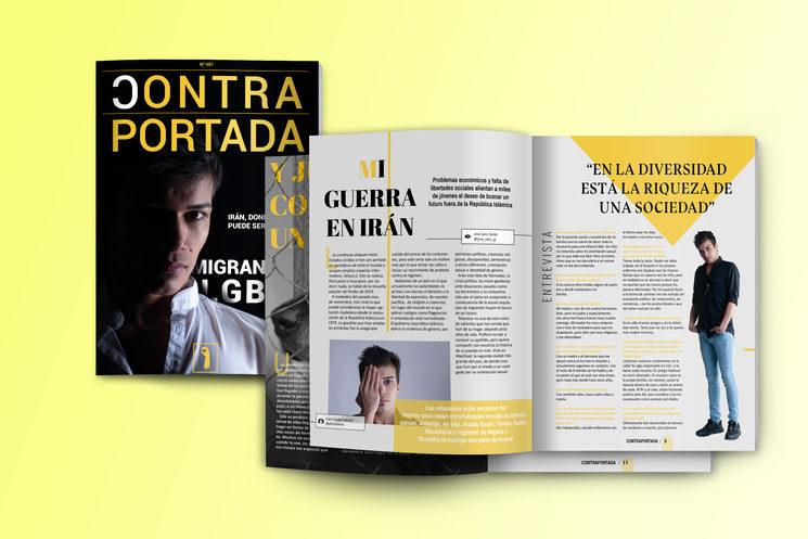 Revista Contraportada