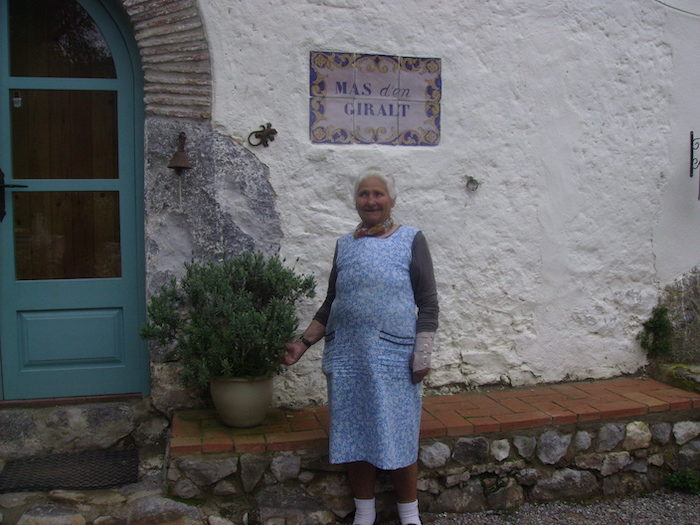 Josefina Arnal Baset (Informant 2. Mas d