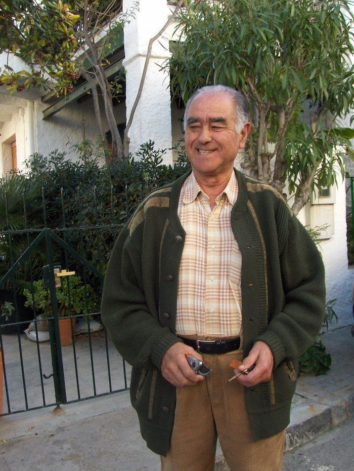 Pedro Sardà (Informant 12). Garraf