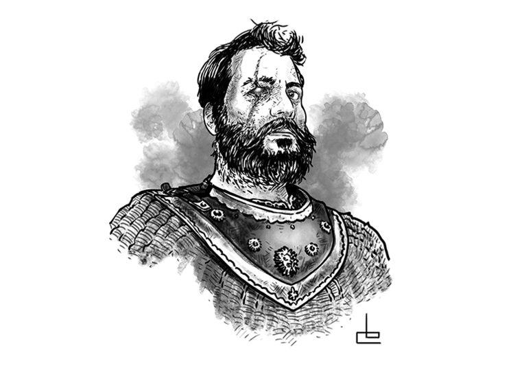 Bruno Kuhn el Barón Mellado