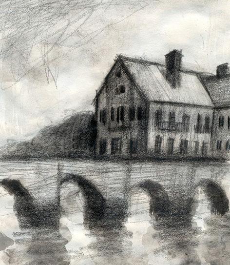 A casa da ponte
