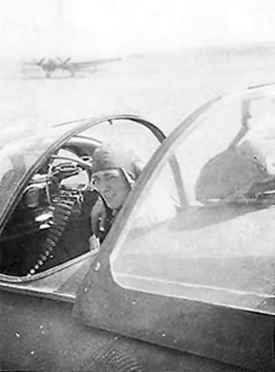 Artillero alemán de un He111