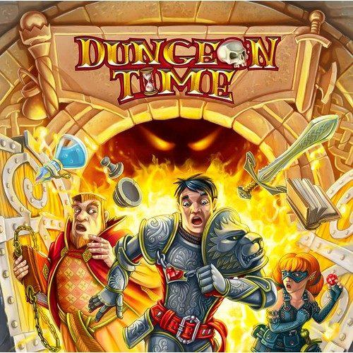 Juego de mesa Dungeon Time
