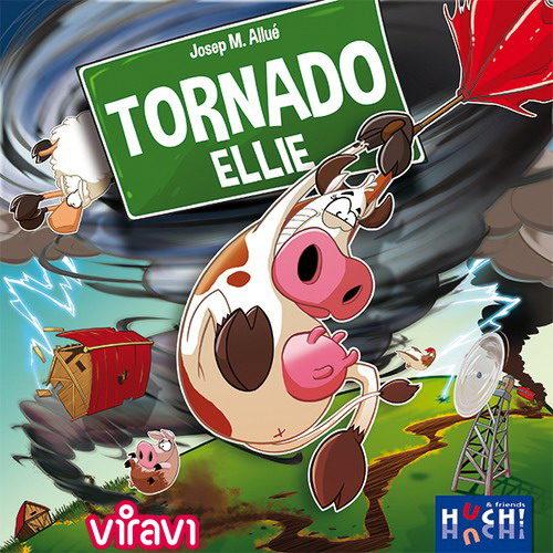 Juego de mesa Tornado Ellie