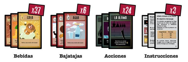 Componentes de La Taja