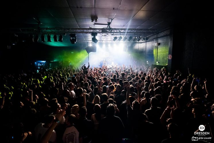 Concert de Lágrimas de Sangre 15/11/2018