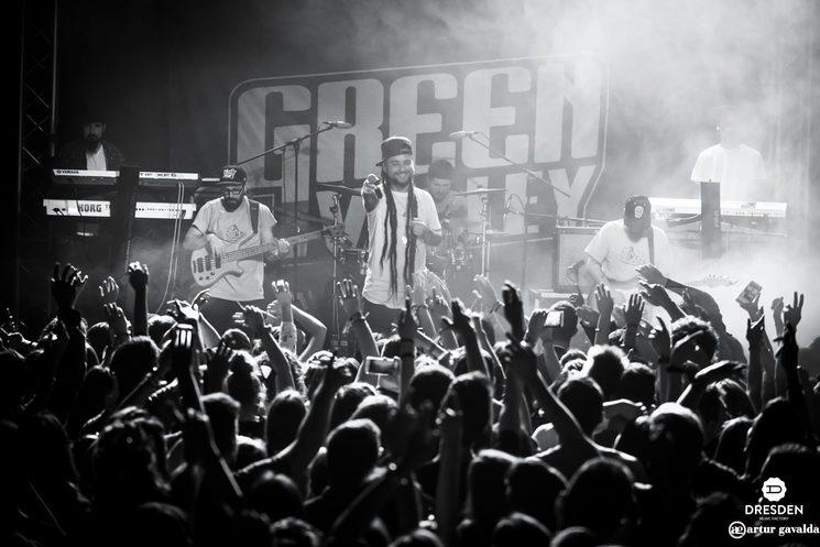 Concert de Green Valley 04/05/2017