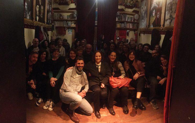 Il Cappotto di N.Gogol con Lia Careddu - Sardegna Teatro - Sold Out