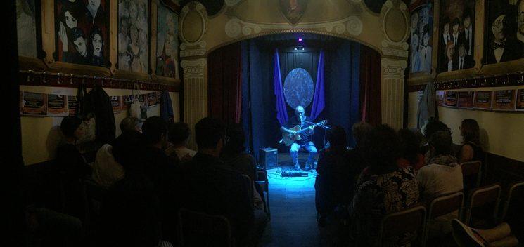Gianfranco Cossu in concerto