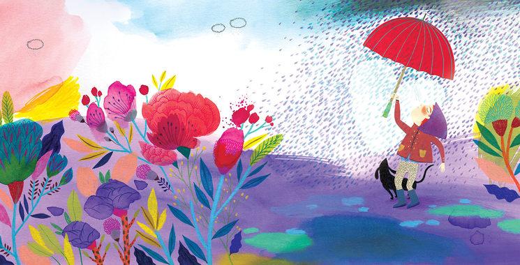 Ilustraciones de Mariona Cabassa de otros trabajos ya realizados.