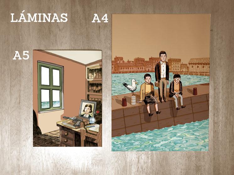 Láminas A4 e A5