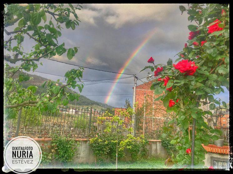 El arco iris se reinventa una y otra vez.