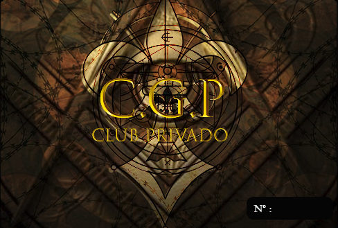 "Carnet oficial ""Club De Pecadores"""