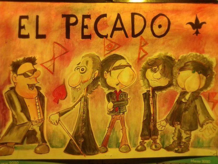 "Caricatura por ""Sergio Carrasco"""