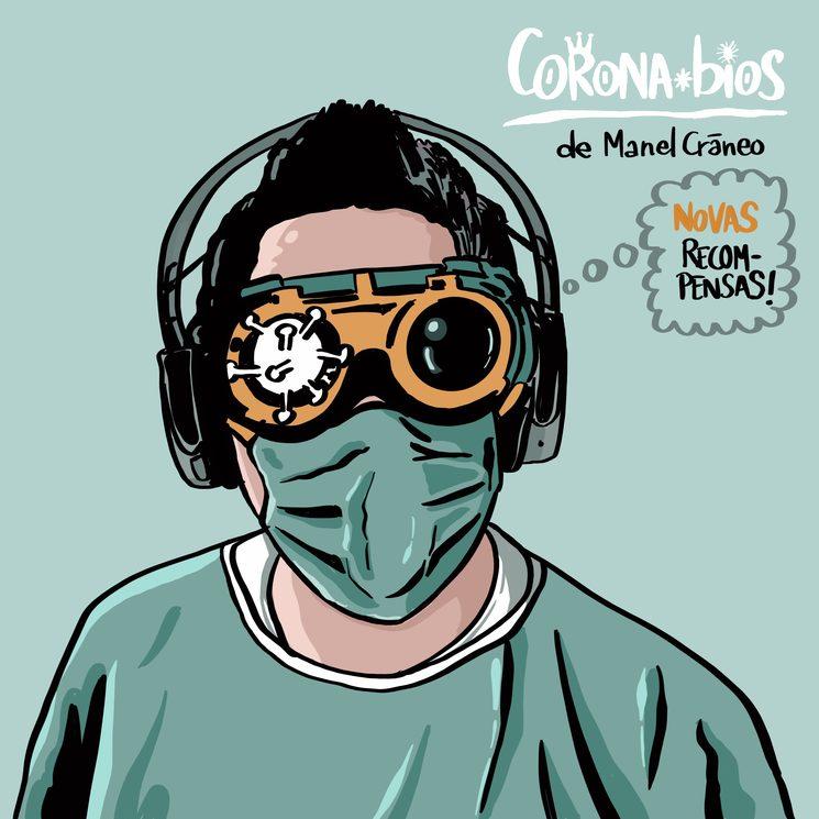 Manel Cráneo, 100% prevención!