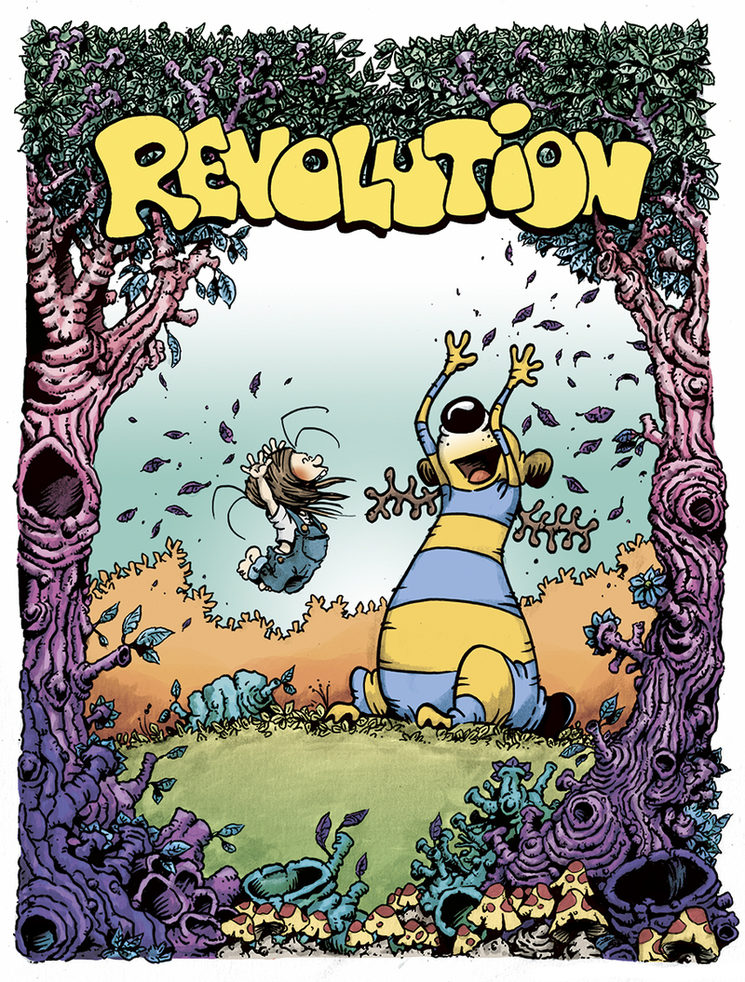 Revolution finalizado con éxito ¡¡Gracias a todos!!
