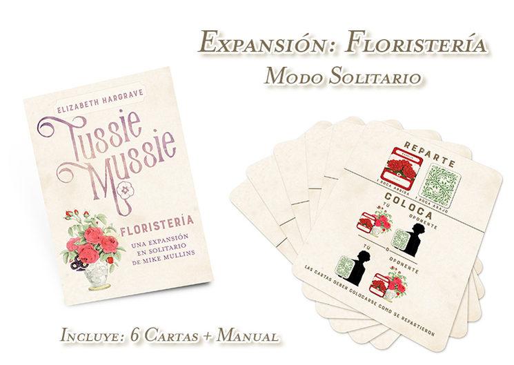 Expansión: Floristería