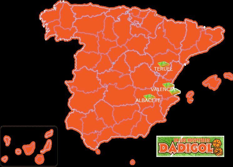 Hospitales de Albacete, Teruel y Valencia son los primeros en el proyecto.