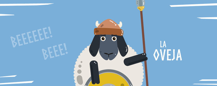 Una oveja es una oveja