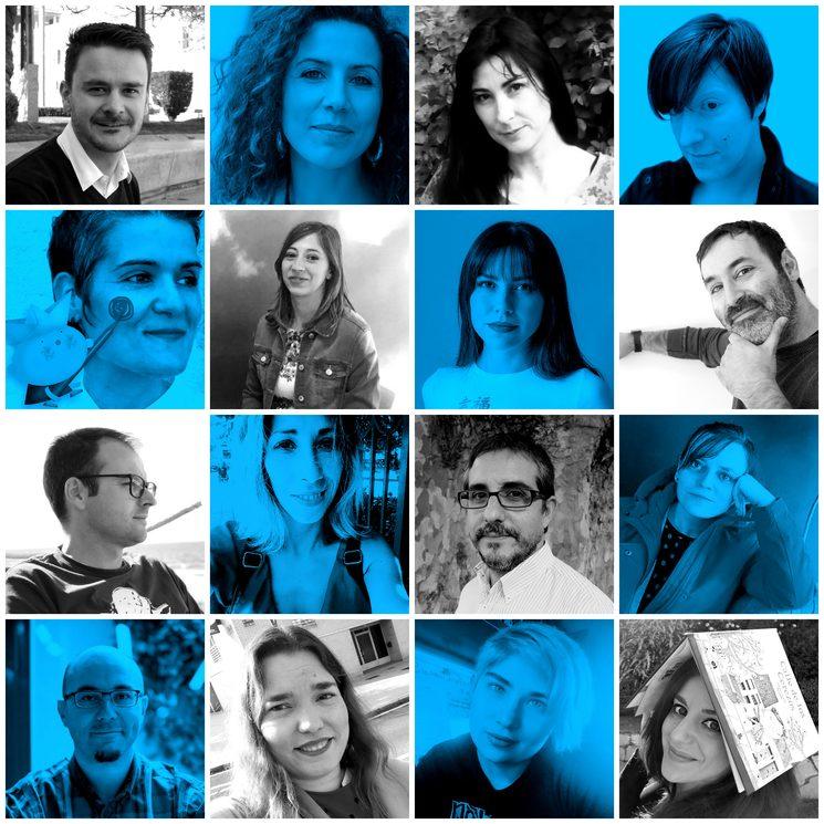 Colaboradores del proyecto