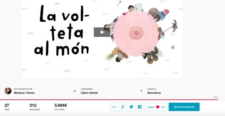 Campanya de Verkami