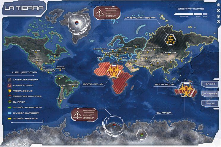 Mapamundi global