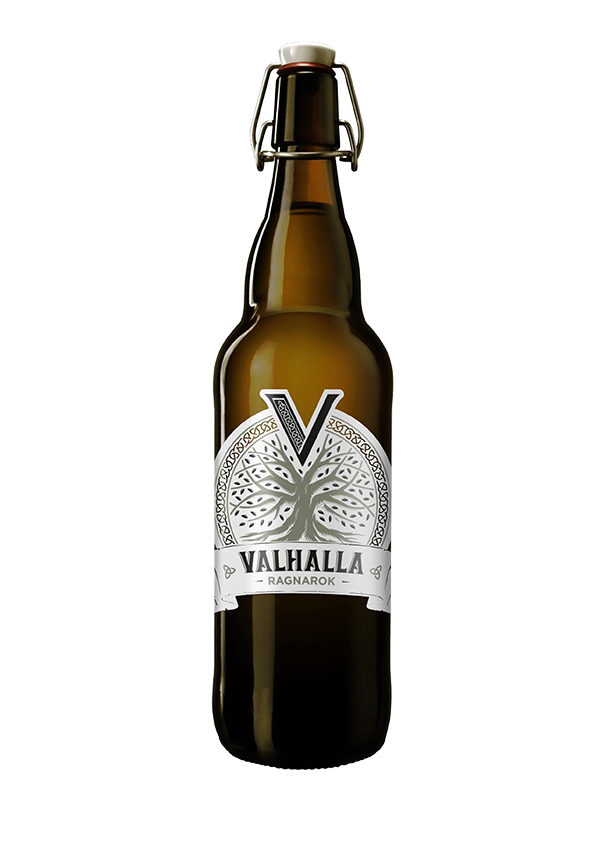 Botella Valhalla Ragnarök 75cl