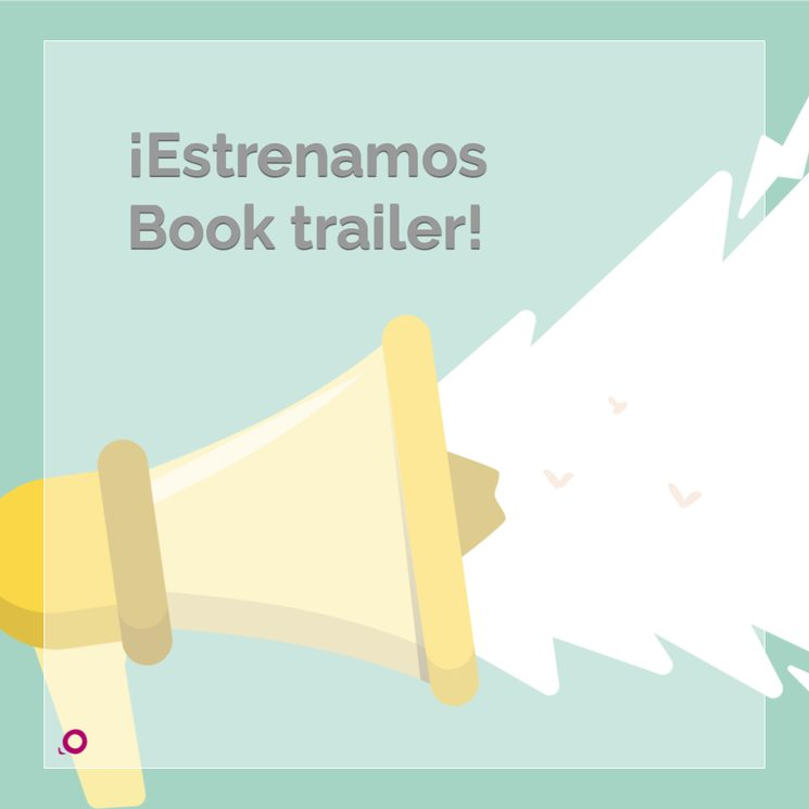 ¡Estrenamos book trailer!