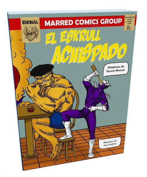 """Novela """"El Eskrull Achispado"""""""