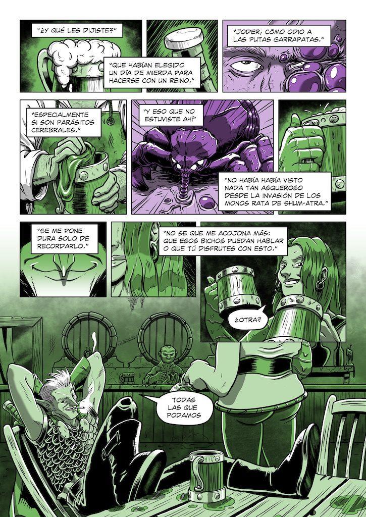 Página de Jaime Arántegui