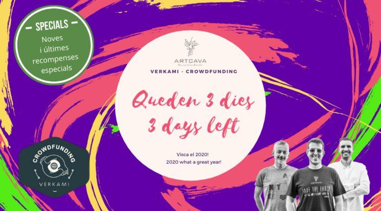 Queden 3 dies | 3 days left