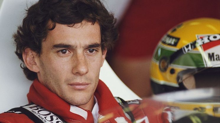 Fotograma Senna